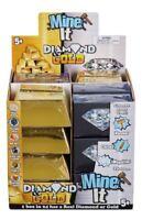 Mine It Diamond Gold Treasure Hunt Assorted