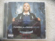 FUNERAL FOR A FRIEND - HOURS CD PARENTAL ADVISORY