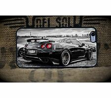 Black GTR iPhone 6 6S + Custom Case