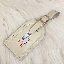 Louis Vuitton Luggage Tag Off White Puerto Rico