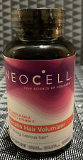 Neocell Keratin Hair Volumizer For Strong Lustrous Hair 60ct Exp 01/22