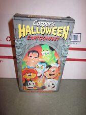 Caspers Halloween Cartoonfest (VHS)