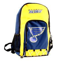 National Hockey League NHL St. Louis Blues Backpack - Echo Bungi Style