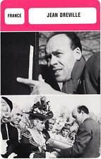 FICHE CINEMA :  JEAN DREVILLE -  France (Biographie/Filmographie)