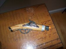 Collectible Vintage / Antique Wooden Toy Cap Gun  made in USA