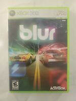 Blur - Xbox 360 Game - Tested  Free Fast Shipping