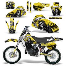 Graphic Kit Honda CR 60 R MX Dirt Pit Bike Decals Sticker Wrap CR60 84-85 REAP Y