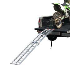 Aluminium Alloy Folding Loading Ramp Motorbike ATV Quad Dirt Bike Scooter Buggy