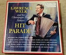 Lawrence Welk And Orchestra HIT PARADE 1969 Box Set 6 LPs MINT CONDITION! RDA 95