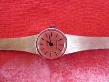 Hermosa, Antiguo Reloj de Pulsera __ Plata 800 __ Juta _