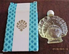 Avon*Skin-So-Soft Bath Oil And Special Edition Seashell Decanter*New Old Stock