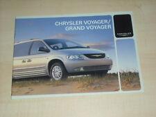 49260) Chrysler Voyager + Grand Prospekt 10/2002