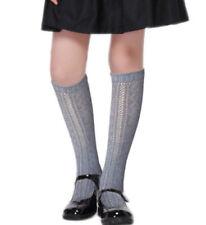 Vêtements chaussettes hautes pour fille de 2 à 16 ans 23 - 26