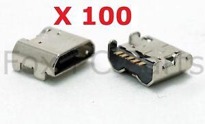 "100X USB Charging Port Data Sync Dock Jack for LG G Stylo 2 Plus 5.7"" K550 MS550"