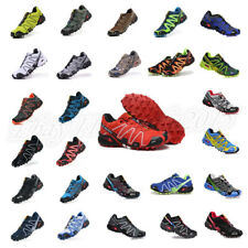 New Salomon Speedcross 3 Men's Outdoor Hiking Shoes Cross-Training Shoes