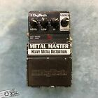 DigiTech X-Series Metal Master Distortion Effects Pedal for sale
