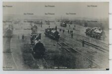 More details for london postcard epsom downs railway station derby day 1873-74 drayton lbscr