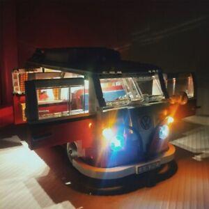 LED Licht KIT Für LEGO Volkswagen Campingbus Für VW Bus T1 10220 NEU / OVP DHL