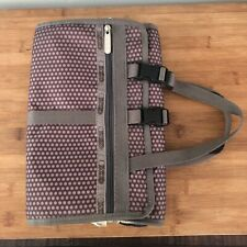 Le SportSac Foldable Toiletry Cosmetic Travel Bag EUC