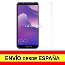 Cristal Templado para HUAWEI Y7 2018 / Y7 PRO Protector Pantalla Vidrio a3869