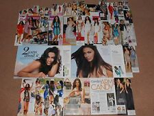 40+ CAMILA ALVES Magazine Clippings