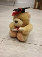More details for forever friends andrew brownsword teddy bear soft toy plush 6