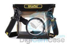 DiCAPac WP-S3 Wasserdichtes Case für DSLM Systemkameras mit Wechselobjektiv IPX8