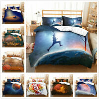3D Customized Basketball Duvet Cover Comforter Cover Bedding Set Pillowcase Boy