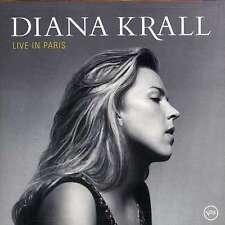 Live In Paris - Diana Krall CD VERVE