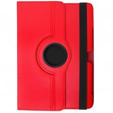 Funda Cuero Roja Giratoria 360° para Asus Nexus 7 (2012)