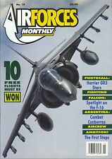 Air Forces Monthly Magazine June 1989 No 15