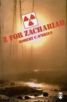 Z for Zachariah (New Windmills)-ExLibrary