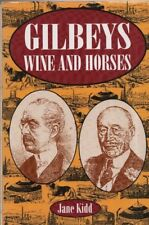 "JANE KIDD - ""GILBEYS, WINE AND HORSES"" - SHIRE HORSES - SIR WALTER GILBEY (1997)"
