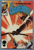 The Gargoyle #4 1985 Marvel Comics Defenders