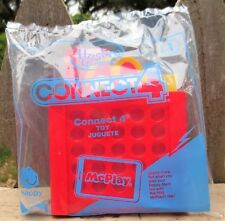 """McDonald's Happy Meal Toy Hasbro """"Connect4"""" New and unopened."""