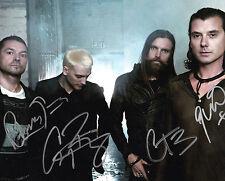 Gfa Gavin Rossdale Rock Band * Bush * Signed 8x10 Photo Proof B1 Coa