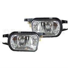 MERCEDES BENZ CLK C209 9/2002-2007 FRONT FOG LIGHT LAMPS 1 PAIR O/S & N/S