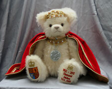 Hermann Coburg  Teddybär The Queen's Diamond Jubilee Bear