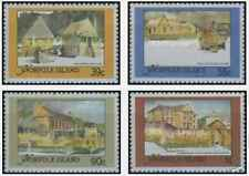 Timbres Norfolk 443/6 ** lot 25099