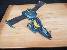 Batman Dc Comics 2004 transformar Planeador con disparando misiles de auto ir