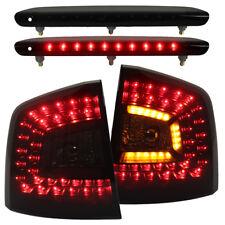 LED Rückleuchten + LED Bremsleuchte für Skoda Octavia 1Z Kombi Schwarz/Smoke
