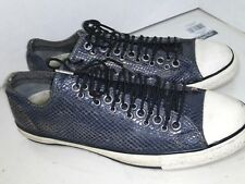 on sale a6f2f 11bdd Converse chuck taylor john varvatos multieyelet top charcoal 119106 Limited  10