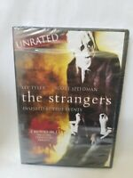 STRANGERS THE STRANGERS UNRATED DVD NEW INCLUDEDS THEATRICAL VERSION HORROR