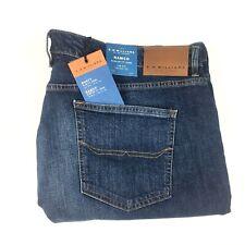 R.m Williams Men's Ramco Regular Fit Tapered Leg Stretch Jeans Size W56 L32