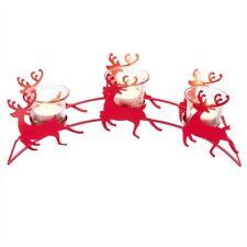 Winter's Tale Reindeer Tealight Holder