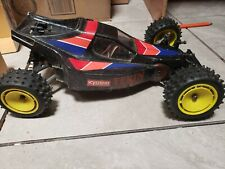 Vintage 1988 Kyosho 1/10 MAXXUM FF FWD Off-Road Buggy  Roller Project RARE! box!