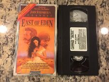 EAST OF EDEN PART 2 & 3 ONLY LIKE NEW VHS TAPES 1981 JANE SEYMOUR TV MINI-SERIES