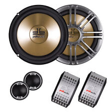 "Polk Audio 6.5"" 2-Way Car Component Speaker System 300W Max Db6501"