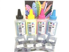 All Inclusive 400g + 8 Chips Very High Quality DELL Laser Printer Refill Kit.