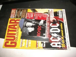 ** Revue Guitar Collector n°37 CD ACDC -